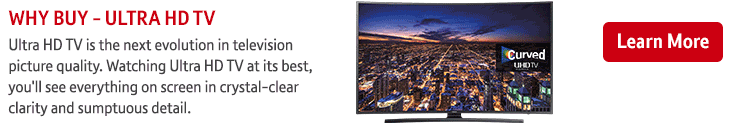 WHY BUY - ULTRA HD TV
