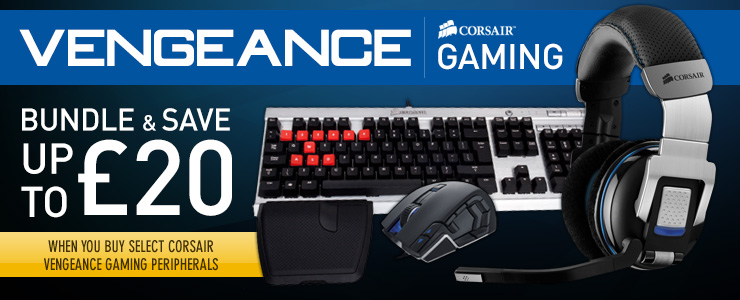 Corsair Vengeance: Bundle n Save