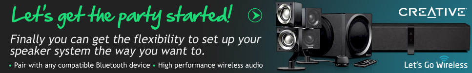 Creative Wireless
