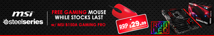 MSI B150 Gaming Mouse
