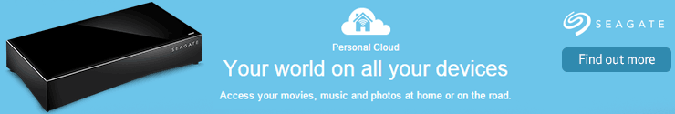 Seagate Personal Cloud