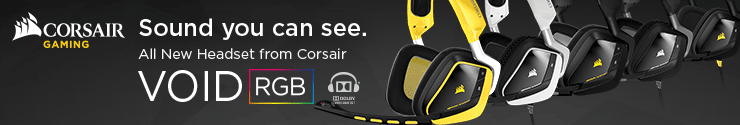Corsair VOID Gaming Headset