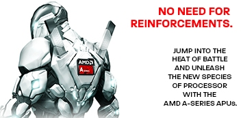 AMD processors-The future is Fusion