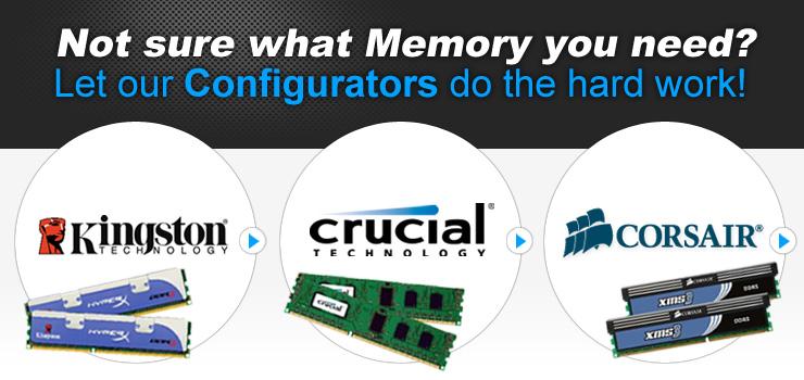 Memory Configurator Site Takeover