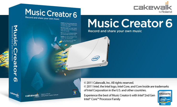 Cakewalk music creator le free download