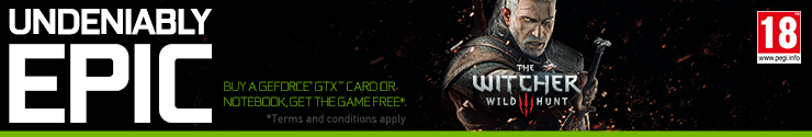 NVIDIA The Witcher 3