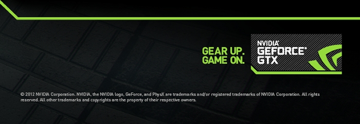 NVIDIA GearUp With GeForce GTX