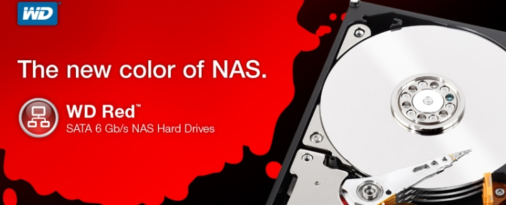 WD Red: The New Colour Of NAS