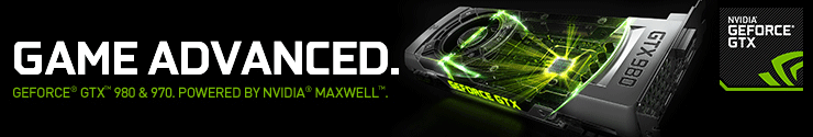 nvidia gtx 980-970 game advanced