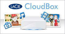 LaCie CloudBox NAS