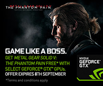 Nvidia Metal Gear Solid