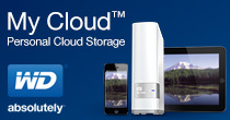 WD My Cloud Personal Cloud Storage