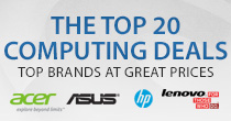 Top 20 Computing Deals