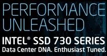 Intel 730 Series Solid State Drives: Performance Unleashed
