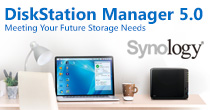 Synology DiskStation Manager 5.0