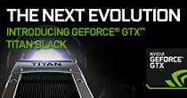 NVIDIA GeForce GTX TITAN Black Graphics Cards