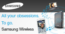 "Samsung 1.5TB Wireless Mobile Media Streaming USB 3.0 2.5"" Portable Hard Drive"