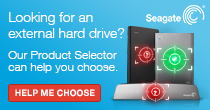 Seagate Product Picker
