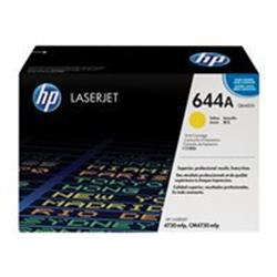 HP 644A Yellow Original LaserJet Toner Cartridge
