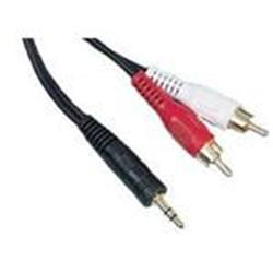 Best Value Stereo Jack to 2 x RCA