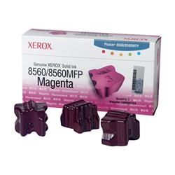 Xerox 3Pk Magenta Solid Ink Sticks for 8560 Series