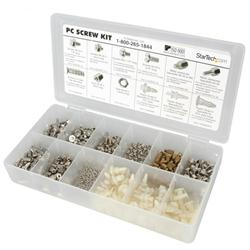 StarTech.com Assortment Of 12 Common PC Case Screws - Screw kit
