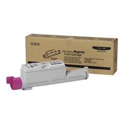 Xerox Magenta High Capacity Toner for Phaser 6360