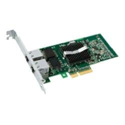 Intel PRO/1000 PT Dual Port Server Adapter - Network adapter - PCI Express