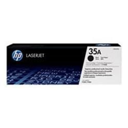 HP 35A Black Original LaserJet Toner Cartridge