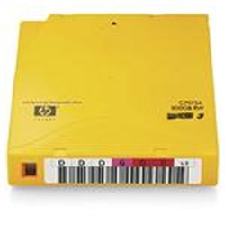 HP - 20 x LTO Ultrium 3 - 400GB/800GB - labeled - storage media