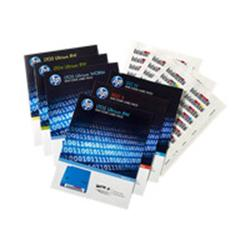 HP Ultrium 4 RW Bar Code Label Pack - Bar code labels