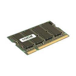 Crucial 1GB 200-pin SODIMM DDR2 PC2-6400