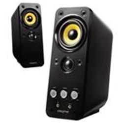 Creative GigaWorks T20 Series II - PC multimedia speakers - 28 Watt (Total) - Black