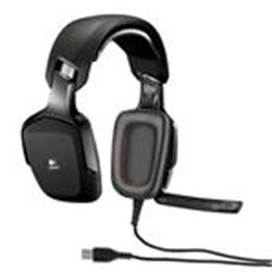 Logitech G35 Surround Sound Gaming Headset - 7.1 Channel (ear-cup)