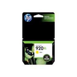 HP 920XL High Yield Yellow Original Ink Cartridge
