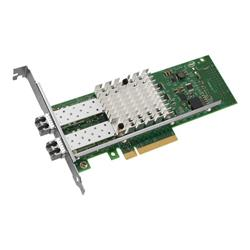 Intel Ethernet Server Adapter X520-SR2 - Network adapter - PCI Express 2.0x8 low profile