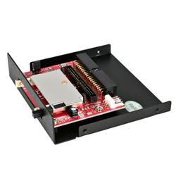 StarTech.com 3.5in Drive Bay IDE to Single CF SSD Adapter Card Reader