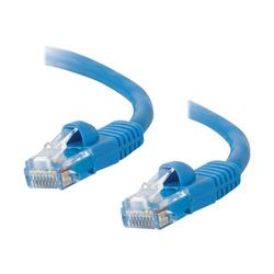 C2G 1.5m Cat5E 350 MHz Snagless Patch Cable - Blue