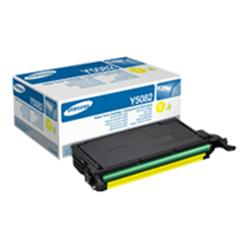 Samsung CLT-Y5082S Yellow Toner Low Yield