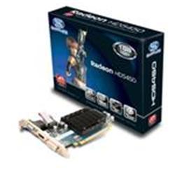 Sapphire Technology AMD Radeon HD 5450 650Mhz 1GB DDR3 PCI-Express DVI (Low Profile).