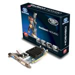 Sapphire Technology ATI Radeon HD 5450 650Mhz 512MB DDR3 PCI-Express DVI (Low Profile)