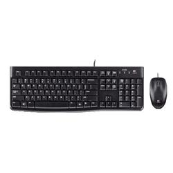 Logitech Desktop MK120  Keyboard & Mouse  USB