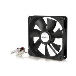 StarTech.com 120x25mm Dual Ball Bearing Computer Case Fan with LP4 Connector