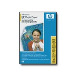 HP Advanced Glossy Photo Paper-25 sheet/10 x 15 cm borderless