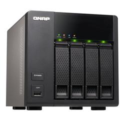 QNAP 4-bay NAS Enclosure