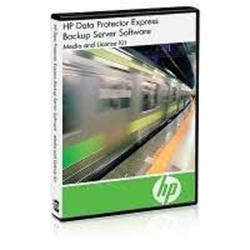 HP Basic Upgrade to Data Protector Express V5 for 1 S