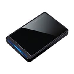 "Buffalo 1TB MiniStation USB 2.0 2.5"" Black"