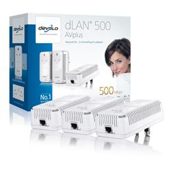 Devolo dLAN 500 AVplus Network Kit