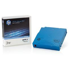 HP LTO-5 Ultrium 3 TB RW Non Custom Labelled Cart 20 pack