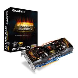 Gigabyte GeForce GTX 560 Ti 950MHz 1GB PCI-Express HDMI SuperOverclocked